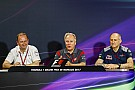 Formula 1 Monaco GP: Thursday's press conference