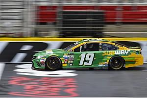 NASCAR Sprint Cup Crónica de entrenamientos Daniel Suárez en cuarto en la práctica matutina en Charlotte