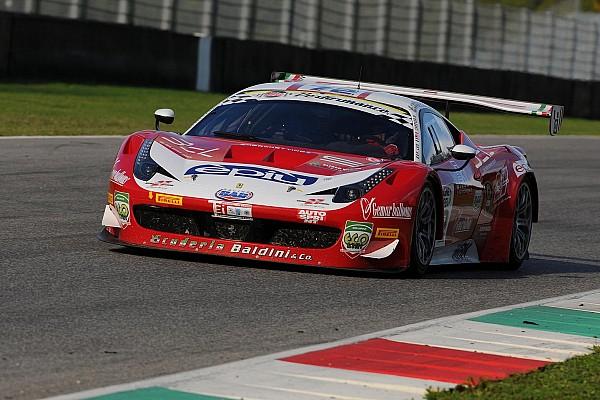 GT Italiano Ultime notizie La Scuderia Baldini 27 in Super GT3 con Malucelli e Cheever