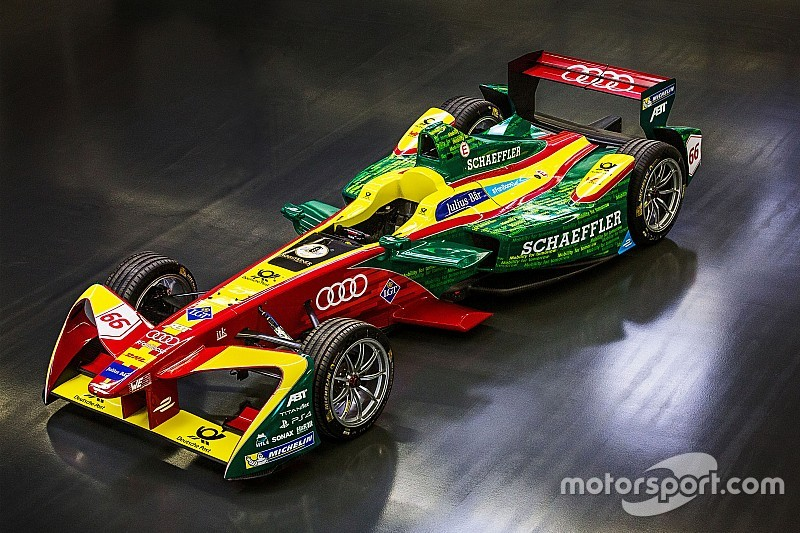 L'Audi sbarcherà ufficialmente in Formula E nel 2017!