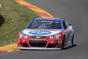 NASCAR Cup Practice report Allmendinger tops final Cup practice at Watkins Glen