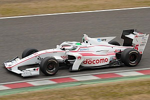 Suzuka Super Formula testi 2. gün: En hızlısı Fukuzumi
