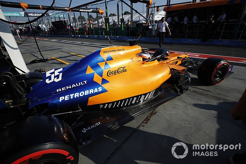 McLaren not using Petrobras to start 2019 F1 season