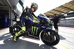 Rasa penasaran adalah kekuatan terbesar Rossi