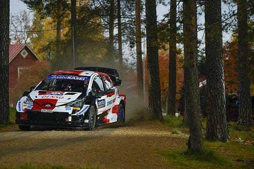 WRC: Evans vince il Rally di Finlandia. Lotta al titolo aperta
