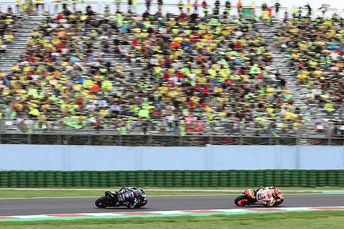 """Márquez: """"Seguro que el próximo año los circuitos seguirán siendo amarillos"""""""