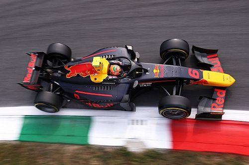 F2モンツァ:ダルバラがひとり旅でレース2優勝。佐藤万璃音は1周目の接触響き20位