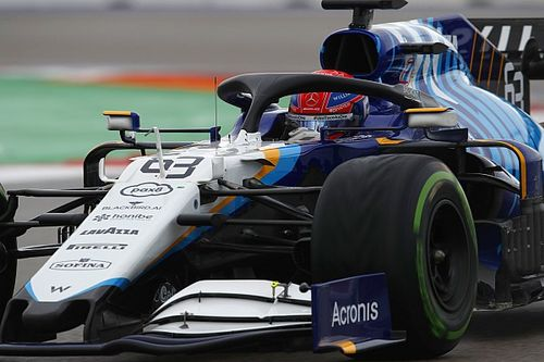 Russell results shows Williams 'not as bad as people think' - Verstappen