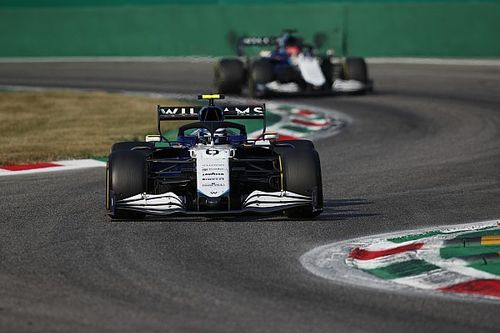 Williams race pace biggest confirmation of F1 progress, says Capito