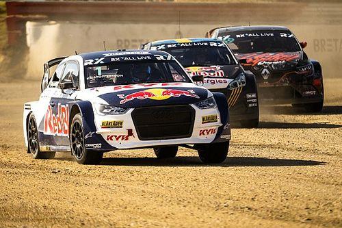 Kristoffersson najlepszy podczas World RX of Riga 2