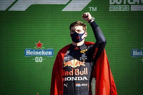 """F1 - Verstappen: Comentário de Hamilton sobre pressão """"mostra que ele não me conhece"""""""