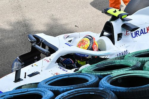 VIDEO: El accidente de 30G de Schumacher en la 3° práctica de Hungría