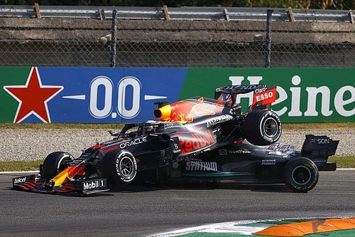 Red Bull Racing świadomy winy Verstappena