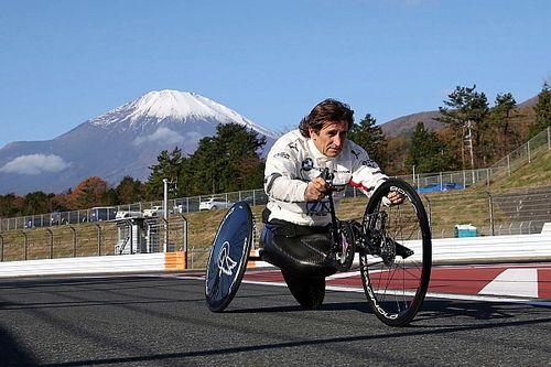 Zanardi'nin kazasına el bisikleti ya da yol yüzeyi sebep olmamış