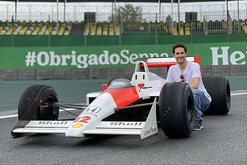 F1: Bruno Senna relembra acidente de Ayrton em buggy na fazenda da família