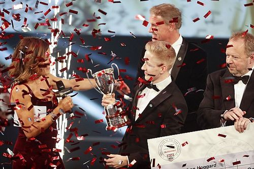 Autosport Awards: Johnathan Hoggard earns Red Bull F1 test
