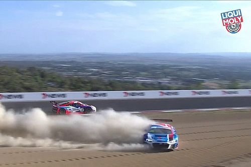 Inicio accidentado de las 12 Horas de Bathurst