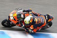 Katar Moto3: Son antrenman seansında lider Fernandez, Deniz 11. oldu