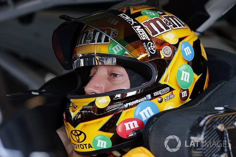 NASCAR Roundtable: Were does Kyle Busch's talent rank?