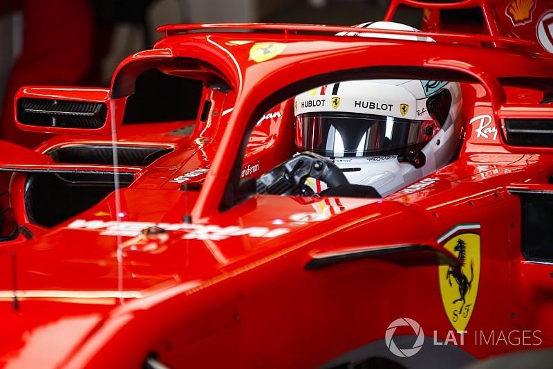 Mutsuz Vettel, telsiz mesajı konusunda sessiz kaldı