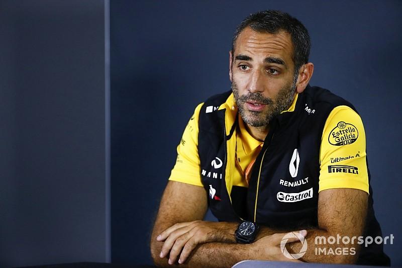 A Renault csapatfőnöke alaposan átszabná az F1 szabályait