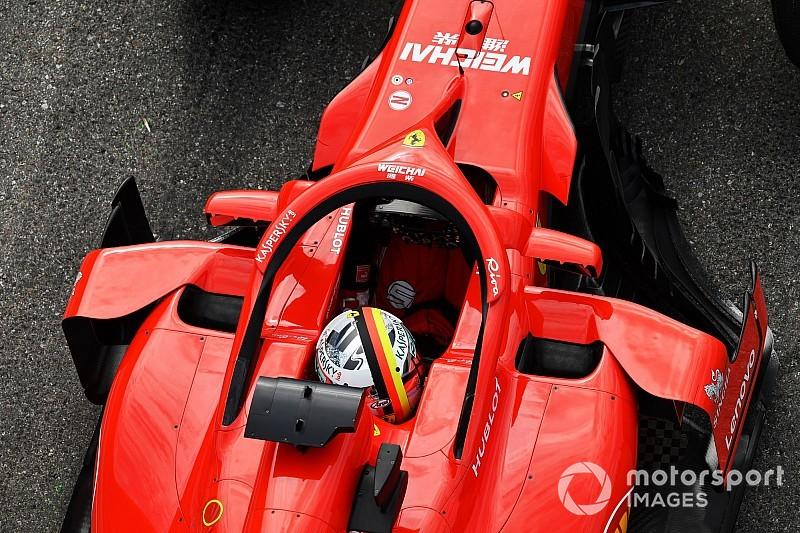 Vettel és Räikkönen egy átlagos,