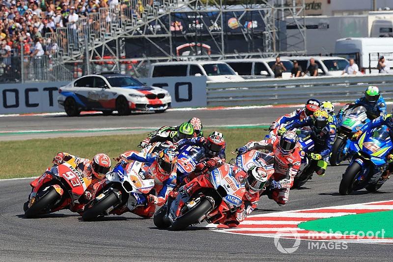 MotoGP considers tightening 107 percent cut-off