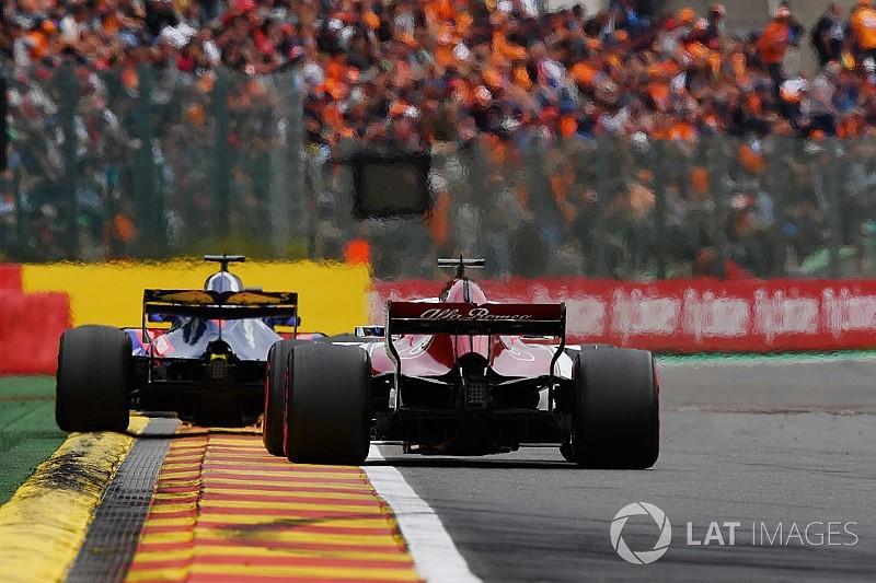 FIA revela mudanças no DRS para restante da temporada 2018