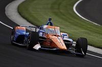 Em dia de acidente de Alonso, Dixon lidera treino em Indianápolis