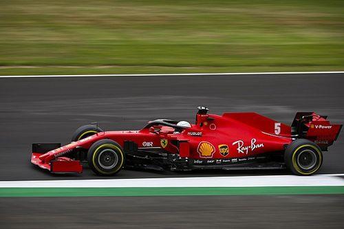 Ferrari cambia motores en ambos autos tras la falla de Vettel