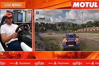 Lucas Moraes é o primeiro campeão do Sertões virtual by Motul