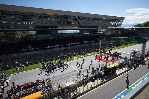 Horarios y datos del GP de Estiria de F1