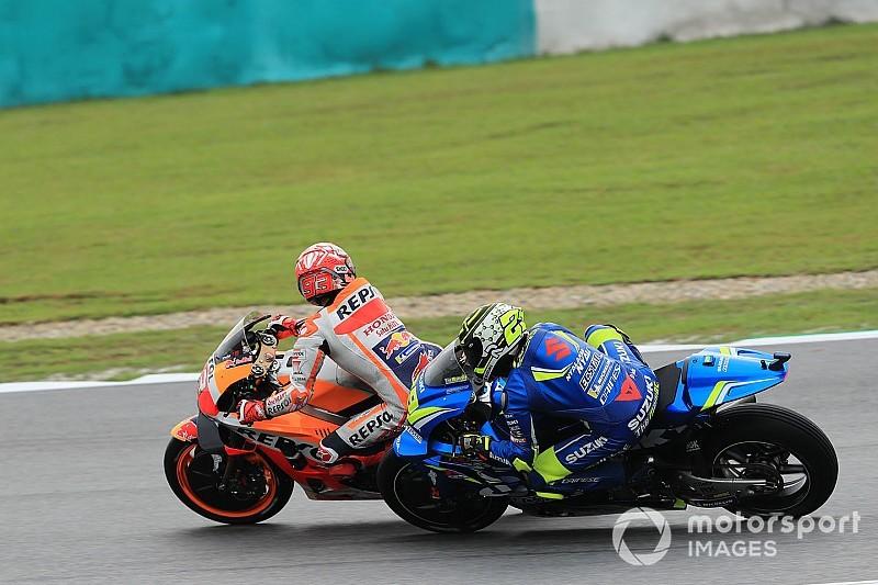 Marquez penalizzato per aver ostacolato Iannone: la pole va a Johann Zarco!