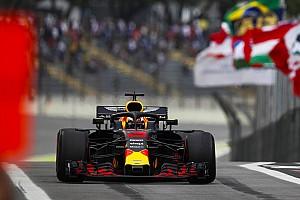 Ricciardo: sinto que estou levando socos com azar em 2018