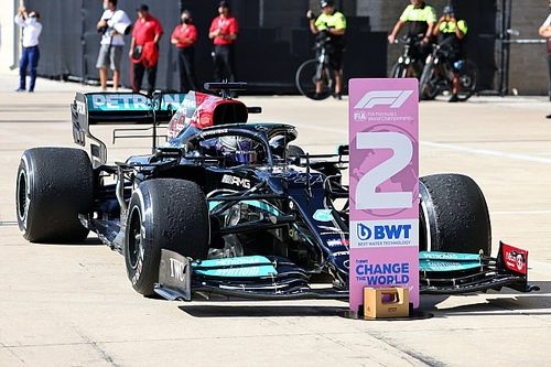 Mercedes ve aspectos positivos en su derrota de Austin