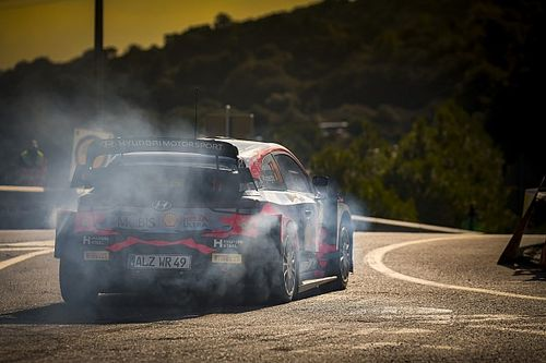 WRC, Rally Spagna, PS2: Neuville-Evans, che duello