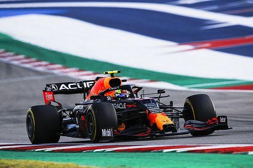 Perez ook bovenaan in afsluitende training Amerikaanse GP, Verstappen P3