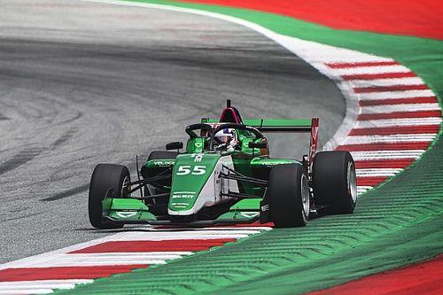 Chadwick klopt Visser in strijd om pole-position in Oostenrijk