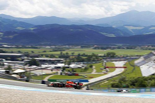Uitslag: Eerste vrije training F1 Grand Prix van Stiermarken