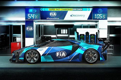 FIA reveals Electric GT Championship plan ahead of 2023 launch