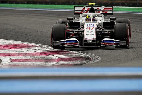 """F1: Schumacher diz que batida no Q1 foi como """"ganhar um bolo e não poder comê-lo"""""""