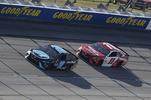 "Denny Hamlin: Darlington was ""worst butt whooping"" of year"
