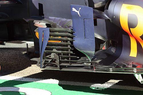Jelentősen átdolgozott autóval érkezett a Red Bull Portimaóba