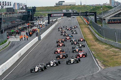 Formula Regional: cancellato il round del Nurburgring