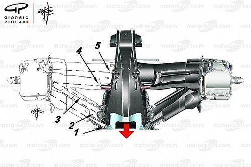 الكشف عن أسرار نظام التعليق الخلفي لسيارة مرسيدس