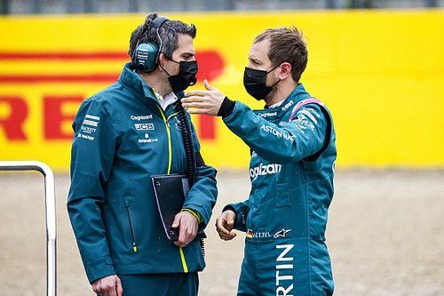 Vettel, kendine biraz daha güvenmesi gerektiğini düşünüyor