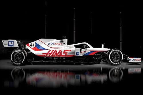 Nowe barwy Haas F1 Team