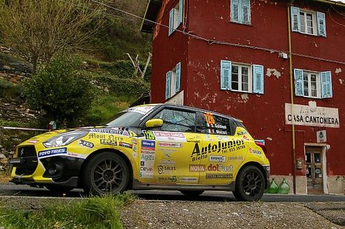 Suzuki Rally Cup pronta per le strade delle Madonie