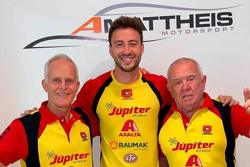 Stock Car: Andreas Mattheis e Mauro Vogel se unem para criar nova equipe e confirmam Casagrande para 2021