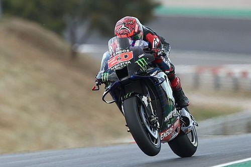 Quartararo pakt pole voor Grand Prix van Portugal